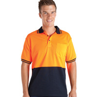 Traditional Hi-Vis Polo