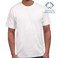 Classic Aussie T-shirt (white only)