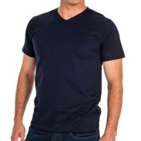 Mens V neck T-shirt Thumbnail