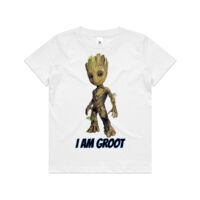 I am GROOT T-shirt - Kids Thumbnail